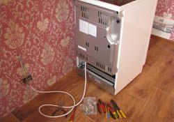 Подключение электроплиты. Саранские электрики.