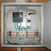 Монтаж, установка, замена, ремонт электрического щитка в Саранске. Ремонт электрощита Саранск. Индивидуальный квартирный электрощит в Саранске